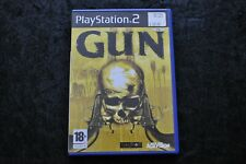Gun Playstation 2 PS2 Geen Manual