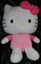 "27.5"" JUMBO Hello Kitty HUGE Plush Dolls Toys Stuffed Animals BIG LARGE KID SIZE"