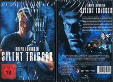 SILENT TRIGGER --- Uncut Version --- Dolph Lundgren --- Neu & OVP ---