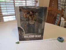 "The Walking Dead TV 10"" Rick Grimes Deluxe Figure - McFarlane Toys"
