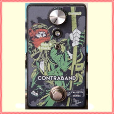 Walrus Audio Contraband Fuzz Callisto Series Limited Edition effects Pedal