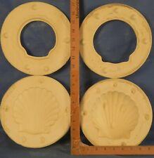 Covered Shell Dish Vintage Ken Ocorr No BX3: Ceramic Mold 2 Molds