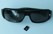 Disguiser Glasses Camera HD 1080 Sunglasses Video Recorder With A 8G Menory Card
