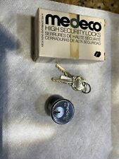 Medeco Mortice Cyl. With Two Keys