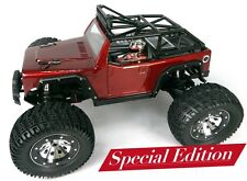 Thunder Tiger 6411 RC Car KAISER eMTA Monster Truck Brushless Red RTR / no ESS