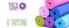 Tappeto Tappetino Yoga  Pilates Aerobica Palestra Fitness Ginnastica 173x61 dfh