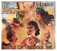 ANKH BATTLE OF THE GODS (PC) BRAND NEW SEALED - FREE U.S. SHIP - WIN10, 8, 7, XP