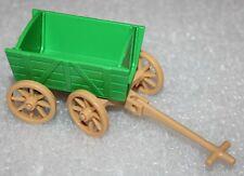 """Playmobil Puppenhaus  """" Bollerwagen grün """"  Top zustand (5300 / 5305 )"""