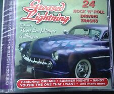 New Greased Ligthning Cd 24 Rock Songs Grease Classic Rock