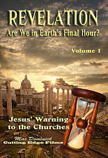 REVELATION: Are We in Earth's Final Hour? Volume1 - DVD by Mac Dominick, 2016