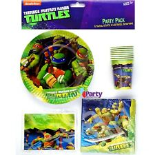 Teenage Mutant Ninja Turtles TMNT Party Pack Kids Birthday Supplies Decorations