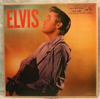 Elvis Presley - ELVIS - RCA LPM-1382 (1956) NM [HTF/Rare]