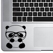 Panda Nerd Decal Sticker for Macbook Air & Pro Laptop Tumbler Cup Mug Bottles