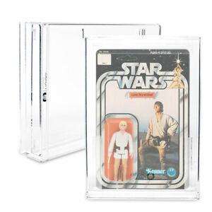 Morax Acryl Box Aufbewahrungsbox Schaukasten für REACTION Figuren Star Wars