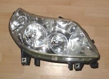 FIAT DUCATO CITROËN JUMPER FARO DESTRO HEADLIGHT RIGHT FANALE 47100748dx