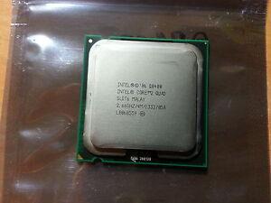 Intel Core2 Quad Q8400 CPU Processor SLGT6 4M Cache, 2.66 GHz 1333 MHz LGA775