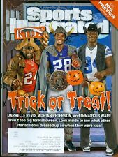 2013 Sports Illustrated for Kids w/Cards: Adrian Peterson, Demarcus Ware, Revis