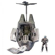 HALO 4 SERIES 1 ODST DROP POD VEHICLE THE ROOKIE FIGURE GUN TOY COLLECTOR 182897