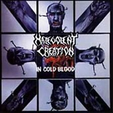 Malevolent Creation ‎– In Cold Blood CD NEW