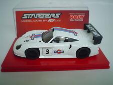 Fly car model starters slot car Porsche GT1 EVO Martini 87002