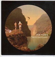 (FJ325) Fryars, Prettiest Ones Fly Highest - 2014 DJ CD