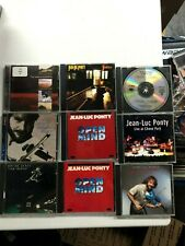 Jean-Luc Ponty 9 CD Lot Fables The Acatama Experience Storytelling Open Mind