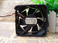 NMB 8025 3110RL-05W-B69 F02 fan DC24V 0.22A 3pin 80*80*25mm #M720 QL