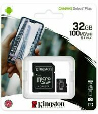Kingston 32GB Micro SD Memory Card for Samsung Galaxy A20e,A90,A90 5G,A71 5G