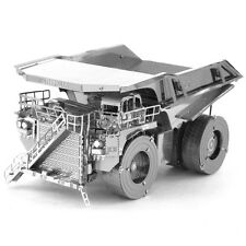 Metal Earth CAT Caterpillar Large Mining Truck Off Road 3D Laser Cut Model KIT