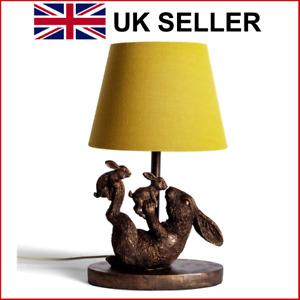 Rabbit Joy Lamp Modern Design 38cm Living Room Decor Bedside Lamp Lighting NEW