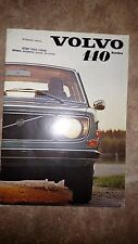 1970s Volvo 140 Series Magazine in GREAT SHAPE !