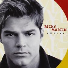 RICKY MARTIN Vuelve (Gold Series) CD BRAND NEW