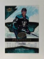 2018-19 18-19 UD Upper Deck Ice Premieres #116 Maxime Comtois /499