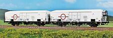 ACEM 45078 Juego 2 Isoterma de Interfrigo Vagón frigorífico Según Deseo para