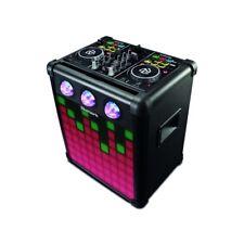 NUMARK Party Mix Pro DJ Controller & Bluetooth Alimenté Par Batterie Haut-parleur portable