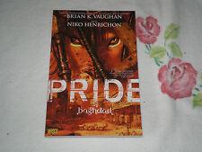 PRIDE OF BAGHDAD by BRIAN K. VAUGHN & NIKO HENRICHON   -ja-