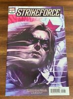Strikeforce #1 - Immortal Variant Cover Marvel Comics 2019 FREE SHIPPING
