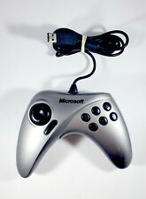Original Microsoft SideWinder Game Pad Pro (X04-63237) USB Connection - Vintage