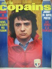 115 SALUT LES COPAINS CLAUDE FRANCOIS SARDOU BELMONDO ADAMO HALLYDAY ELVIS 1972