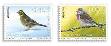 LUXEMBURG 2019 EUROPA CEPT NATIONAL BIRDS .Set 2 stamps MNH (PRE ORDER)