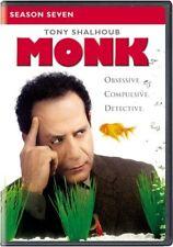 Monk: Season 7 New DVD! Ships Fast!