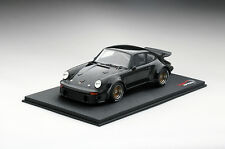 Top Speed Porsche 934 1976 Black 1/18