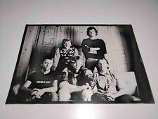 RARE VINTAGE PHOTO NEGATIVE TEST COLOR PROOF DIRE STRAITS FROM ROGUE MAGAZINE