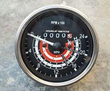 Massey Ferguson MPH Tachometer for MF 35, MF 35X 890421M92, 829222M92, 193980M91