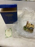 David Winter Cottages Collectors Guild 1994 Buttercup Cottage With Box