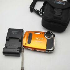 Fuji FinePix XP50 XP Waterproof Digital camera W/ charger Battery & Card Nice