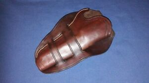 VTG Puthoff Cowboy Double Loop Holster Colt SAA Single Action Army Revolver SASS