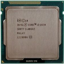 Intel Core i5 3570 Processor 6MB 3.4Ghz SR0T7 3rd Generation Quad Core S-12