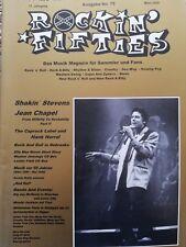 ROCKIN' FIFTIES Musik Magazin Nr. 75 (März 2000) NEU RARITÄT !!!