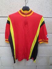 VINTAGE Maillot cycliste KOPA HEURTEFEU couleur BELGIQUE jersey shirt trikot 5